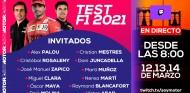 Sigue los test de pretemporada F1 2021 en Baréin con SoyMotor.com: ¡festival en Twitch! - SoyMotor.com
