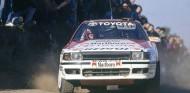 Se cumplen 30 años de la primera 'corona' de Sainz y Moya - SoyMotor.com