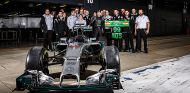 """Lorenzo, tras probar el Mercedes: """"Lo más difícil es estar hora y media al mismo nivel"""" - SoyMotor.com"""