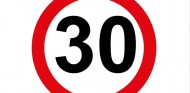 30 kilómetros/hora será el límite máximo de velocidad de las ciudades españolas - SoyMotor.com