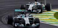 Rosberg por delante de Hamilton en el GP de Brasil - LaF1