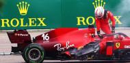 Ferrari espera sanciones tras no poder salvar el motor de Leclerc de Hungría - SoyMotor.com