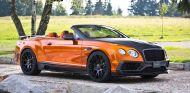 Discreto no es, pero si exclusivo. Mansory presenta su preparación del Bentley Continental GTC Speed - SoyMotor