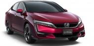 El Honda Clarity Fuel Cell es un sedán al uso - SoyMotor