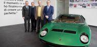 Stefano Domenicali, CEO de Lamborghini, fue uno de los encargados de inaugurar 'PoloStorico' - SoyMotor