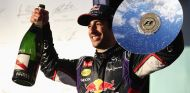 Daniel Ricciardo durante el podio del Gran Premio de Australia - LaF1