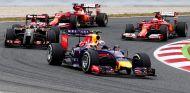 Daniel Ricciardo en el Gran Premio de España - LaF1