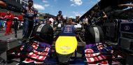 El coche de Daniel Ricciardo en la parrilla de Austria - LaF1