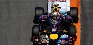 Daniel Ricciardo en Alemania - LaF1