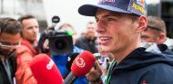 Max Verstappen en el paddock de Spa-Francorchamps - LaF1