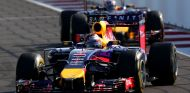 Sebastian Vettel y Daniel Ricciardo en Rusia - LaF1