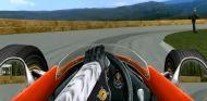 La imagen corresponde al videojuego Grand Prix Legends, de 1998 - SoyMotor