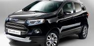 El Ford EcoSport se renueva apenas un año después de su lanzamiento - SoyMotor