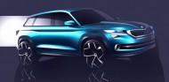 Algunos de los detalles del Skoda Vision S se trasladarán a este SUV urbano - SoyMotor