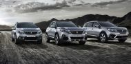 La serie especial Crossway ofrece a los todocaminos de Peugeot un sistema de control de tracción Grip Control - SoyMotor
