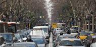 Tráfico en Barcelona - SoyMotor.com
