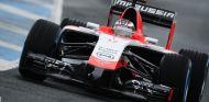 Haas pujará por los activos de Marussia para completar su equipo