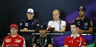 Rueda de prensa del GP de Estados Unidos - LaF1