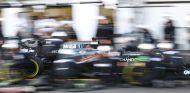 Pitstop del equipo McLaren - LaF1