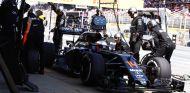 Pitstop de Fernando Alonso - LaF1