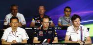 Rueda de prensa de jefes de equipo en Austria - LaF1