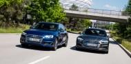 El gas natural comprimido (GNC) es protagonista en los nuevos Audi A4 Avant y A5 Sportback g-tron - SoyMotor