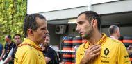 Abiteboul confía en McLaren para elevar de nuevo el nombre de Renault en la F1 - SoyMotor