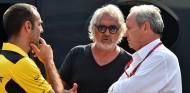 """Como si Briatore hubiera vuelto para ayudar: """"Hablo cada día con Abiteboul"""" - SoyMotor.com"""