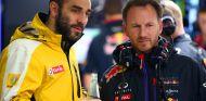 Horner charla con Cyril Abiteboul - LaF1.es