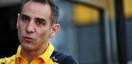 Cyril Abiteboul en el GP de Alemania F1 2019 - SoyMotor