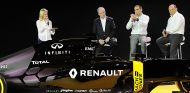 Cyril Abiteboul durante la conferencia de Renault - LaF1