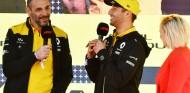 La apuesta Abiteboul-Ricciardo: un tatuaje que le encantaría a Alonso - SoyMotor.com