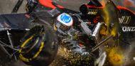 Debate sobre si el halo hubiera sido efectivo en el accidente de Alonso - LaF1
