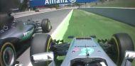 Rosberg ha dejado sin espacio a Hamilton - LaF1