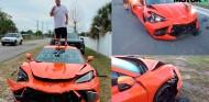 June Bug, propietario de un Corvette desafortunado - SoyMotor.com
