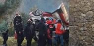 Accidente fuerte de Ogier e Ingrassia en el test del Rally de Montecarlo - SoyMotor.com