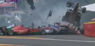 """El accidente que unió (aún más) a las W Series: """"Dio miedo, mucho miedo"""" - SoyMotor.com"""