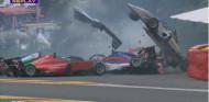 Así fue el accidente de las W Series en Eau Rouge - SoyMotor.com