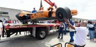 """Accidente de Alonso en los entrenamientos de la Indy 500: """"Lo siento"""" –SoyMotor.com"""
