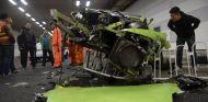 Dos jóvenes protagonizan un accidente digno de Fast & Furious en Pekín - SoyMotor.com