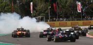 Accidente en la salida del GP de España de 2018 – SoyMotor.com