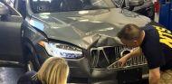 Las autoridades analizan el Volvo de Uber que atropelló a una mujer en Tempe - SoyMotor