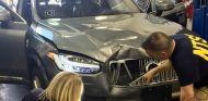 Así quedó el Volvo CX90 de Uber tras el accidente mortal - SoyMotor
