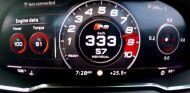 Aditya Patel alcanza los 333,2 kilómetros/hora en un Audi R8 V10 Plus