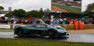 Aston Martin Valkyrie en el Festival de Goodwood - SoyMotor.com