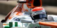 Adrian Sutil en su VJM06 - LaF1