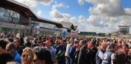Silverstone busca celebrar el GP de Gran Bretaña ante 140.000 aficionados - SoyMotor.com