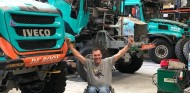 Albert Llovera vuelve al Dakar con Iveco y el Team De Rooy - SoyMotor.com