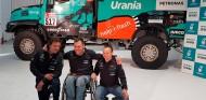 Albert Llovera, como un niño con camión nuevo ante el próximo Dakar - SoyMotor.com