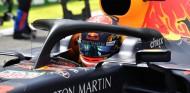 Albon usará los test para reducir el hueco con Verstappen - SoyMotor.com